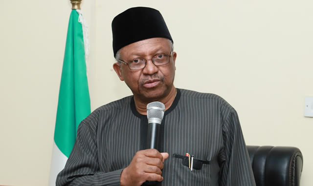 Dr Osagie Ehanire